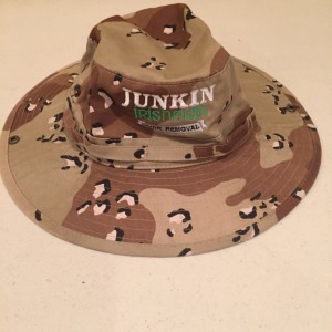 junk hat